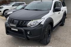 Pickup - Mitsubishi L200 fev2021