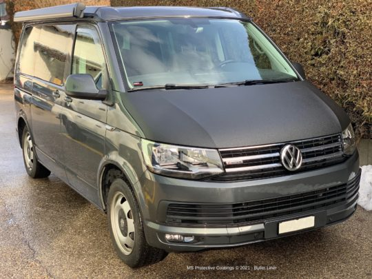 vw t6 calif-7 first